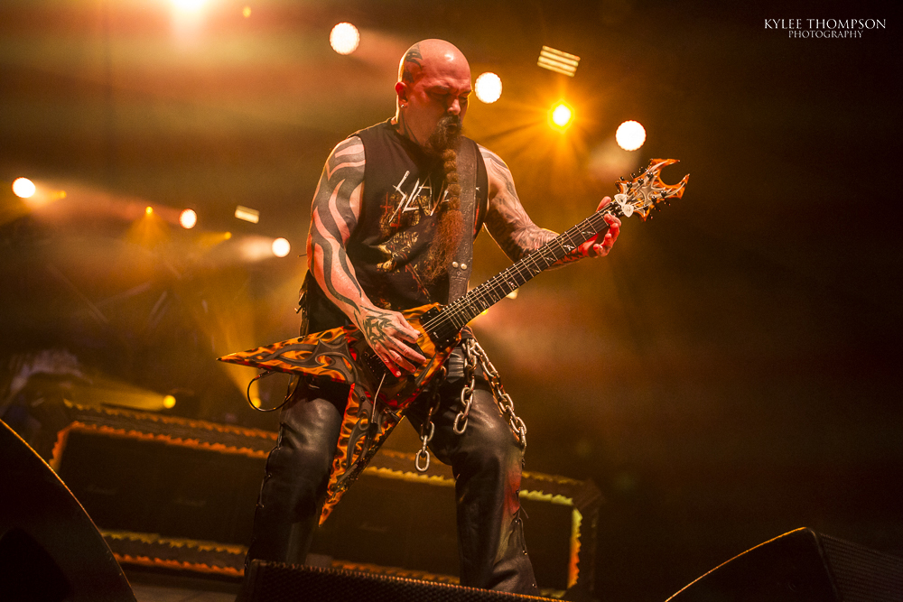 Slayer @ Shaw Conference Centre - May 20th 2018