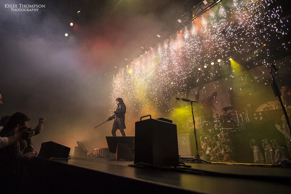 Alice Cooper @ Northern Alberta Jubilee Auditorium - August 23rd 2018