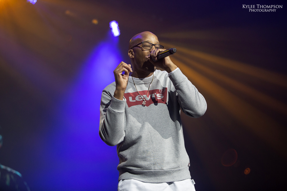 Warren G @ Rogers Place - February 20th 2019