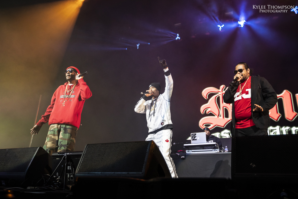 Bone Thugs-N-Harmony @ Rogers Place - February 20th 2019