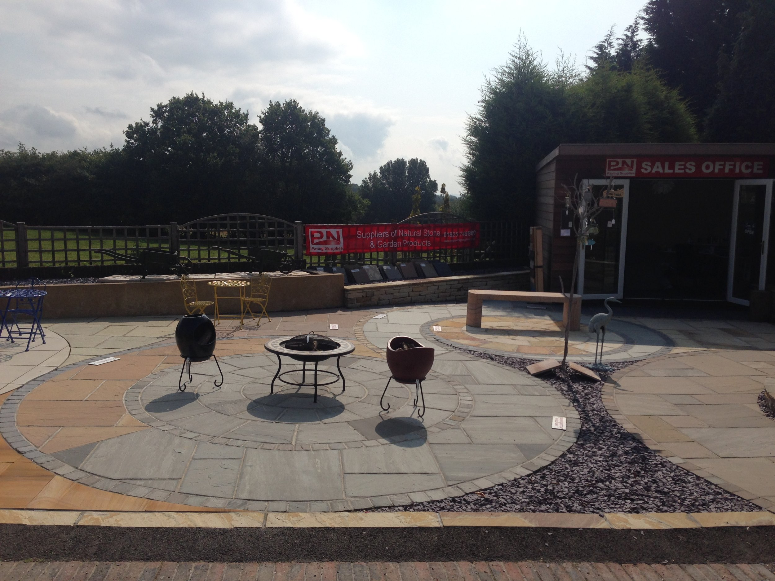 PN Paving Supplies - Click for more information.