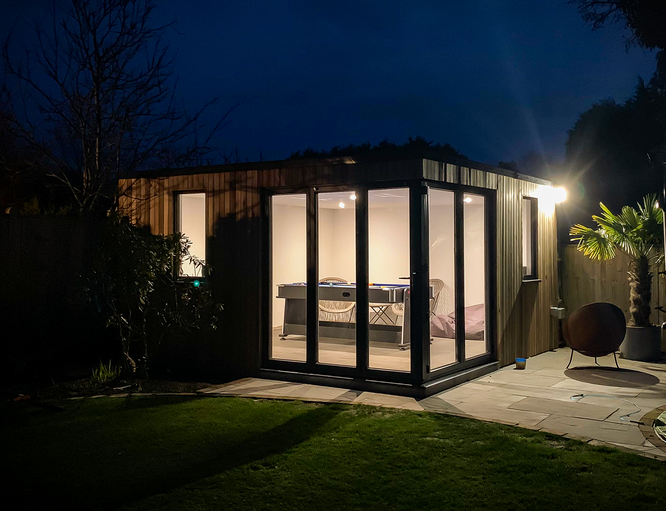 Garden Rooms - Click for more information.