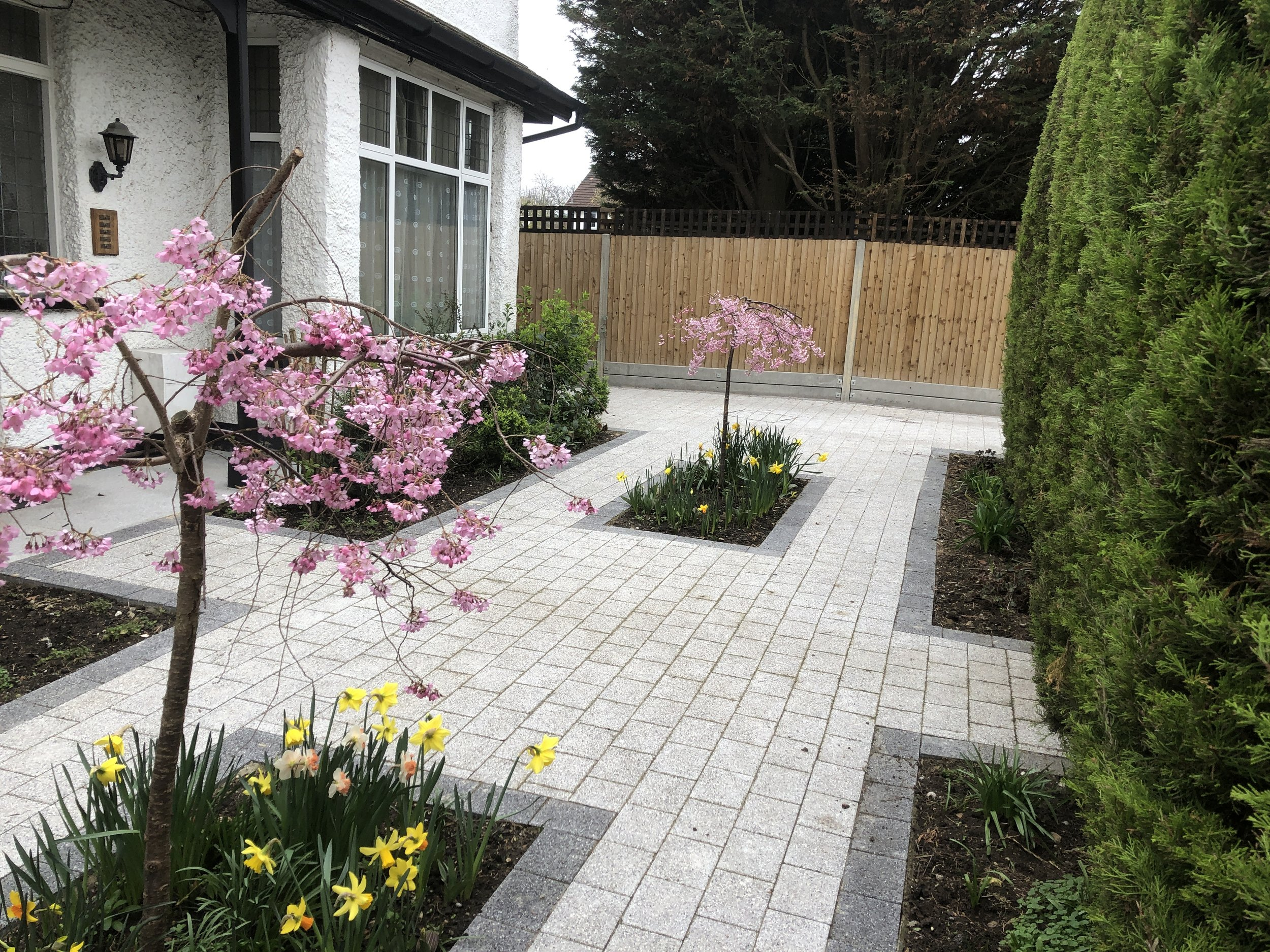 Driveways - Click for more information.