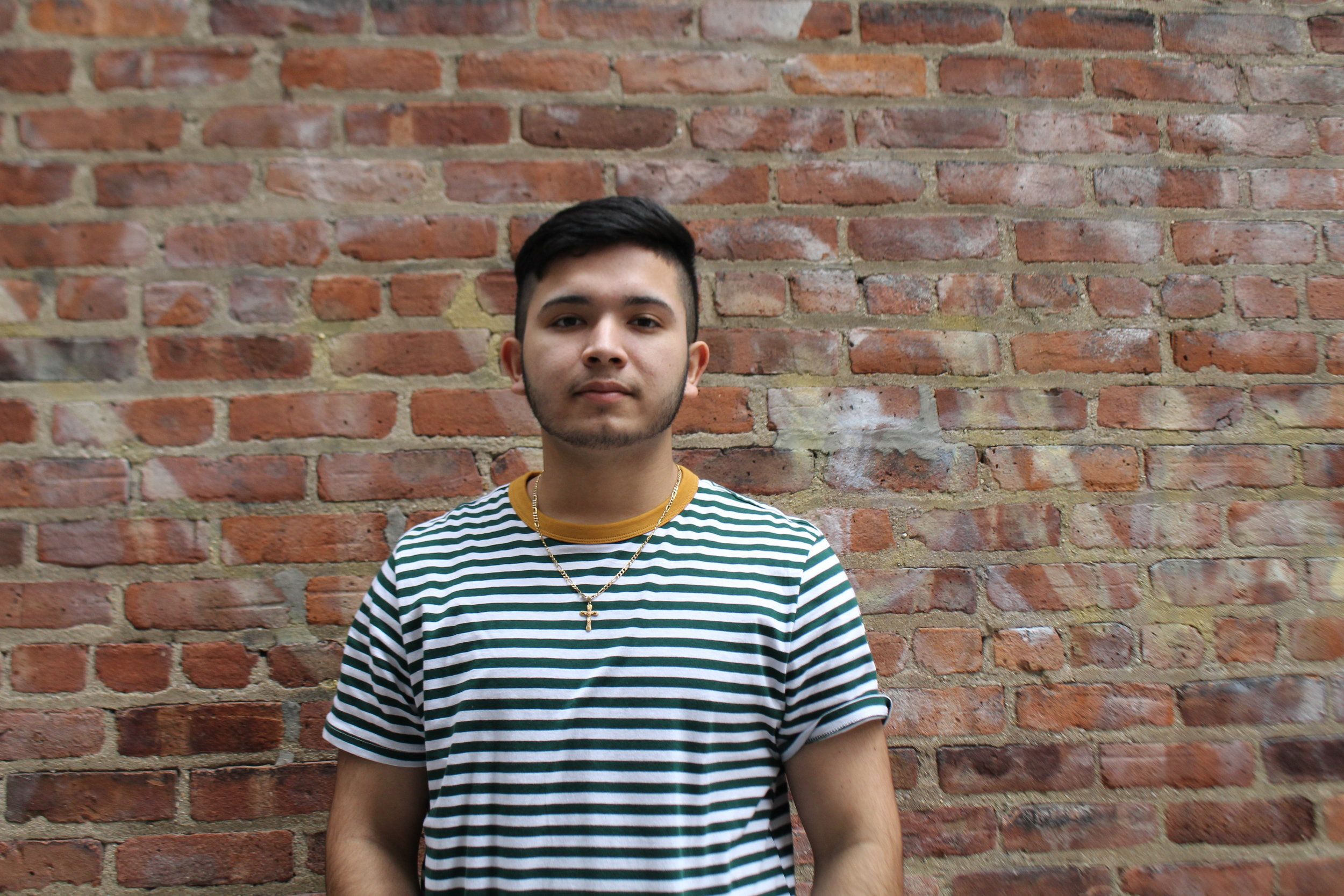 Uriel Solis, Teaching Assistant Intern (Spring 2019)