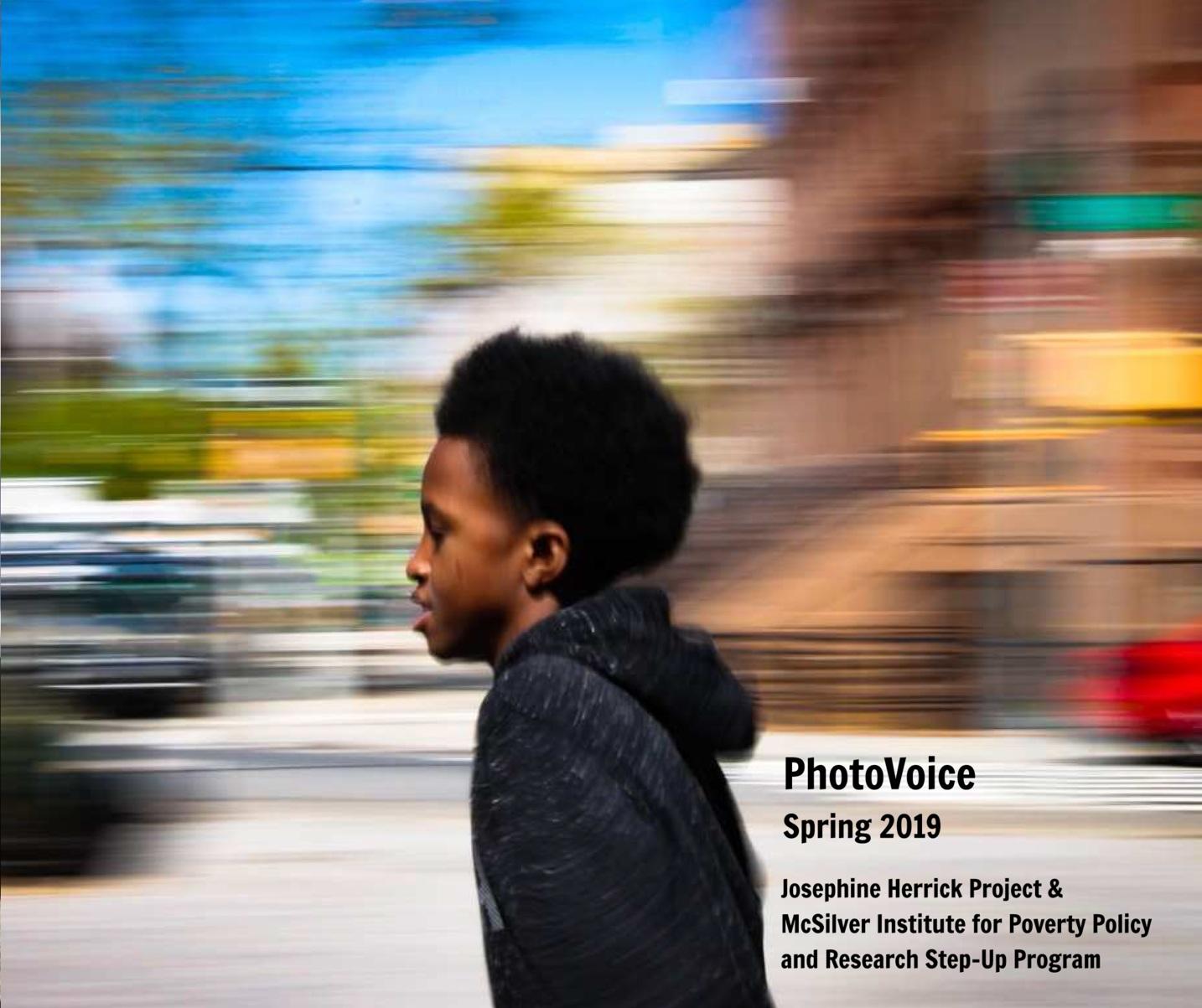NYU Step-Up PhotoVoice  Spring 2019