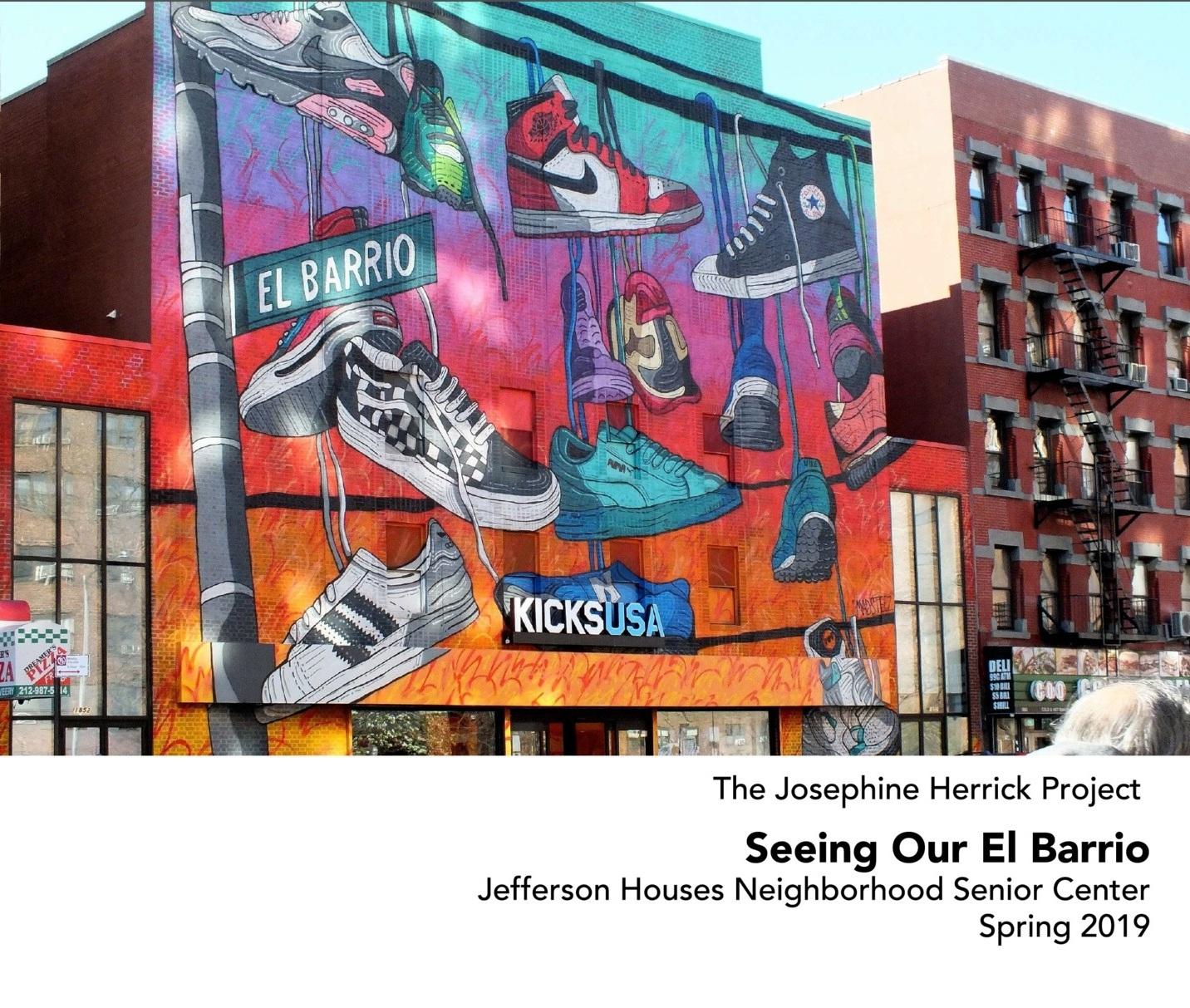 Jefferson Senior Center - Spring 2019