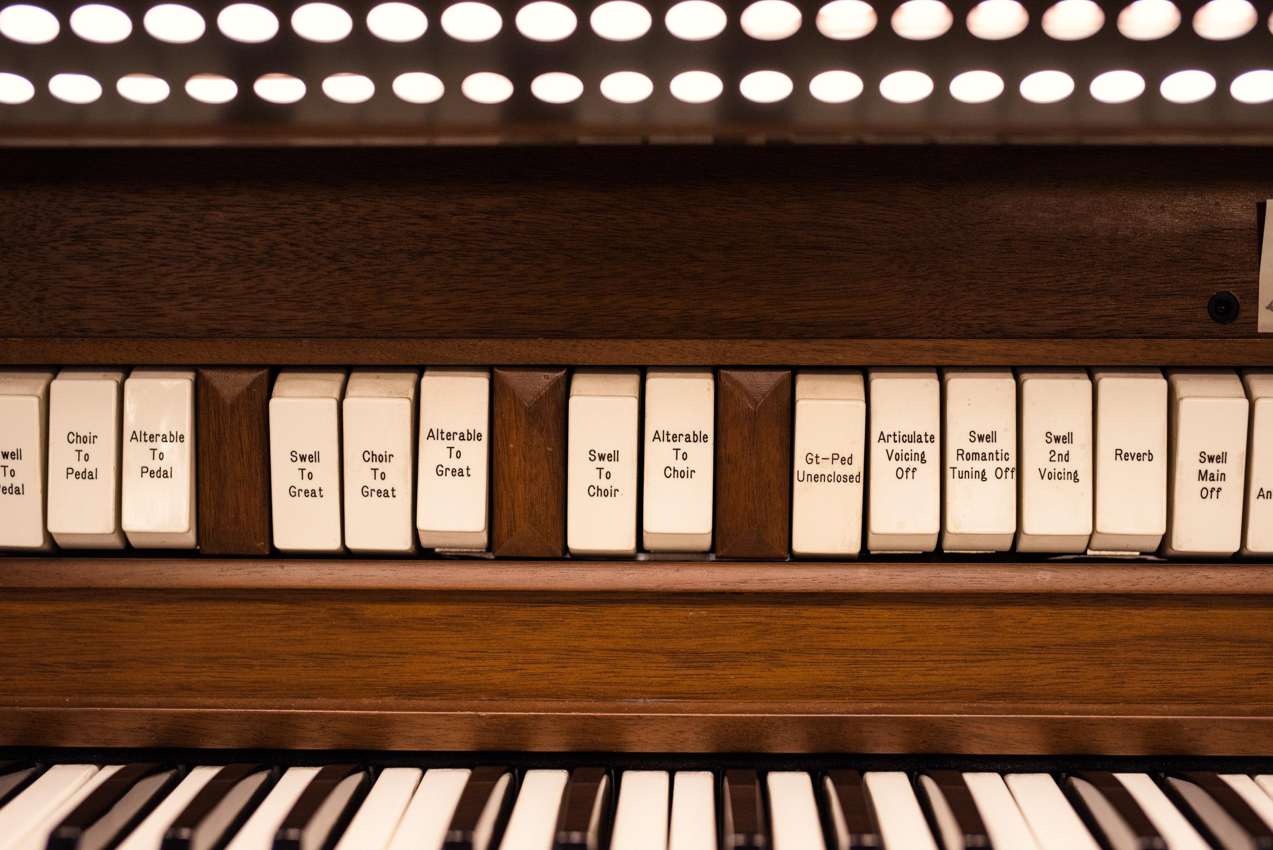 Good Shepherd Episcopal Church Kingwood Organ