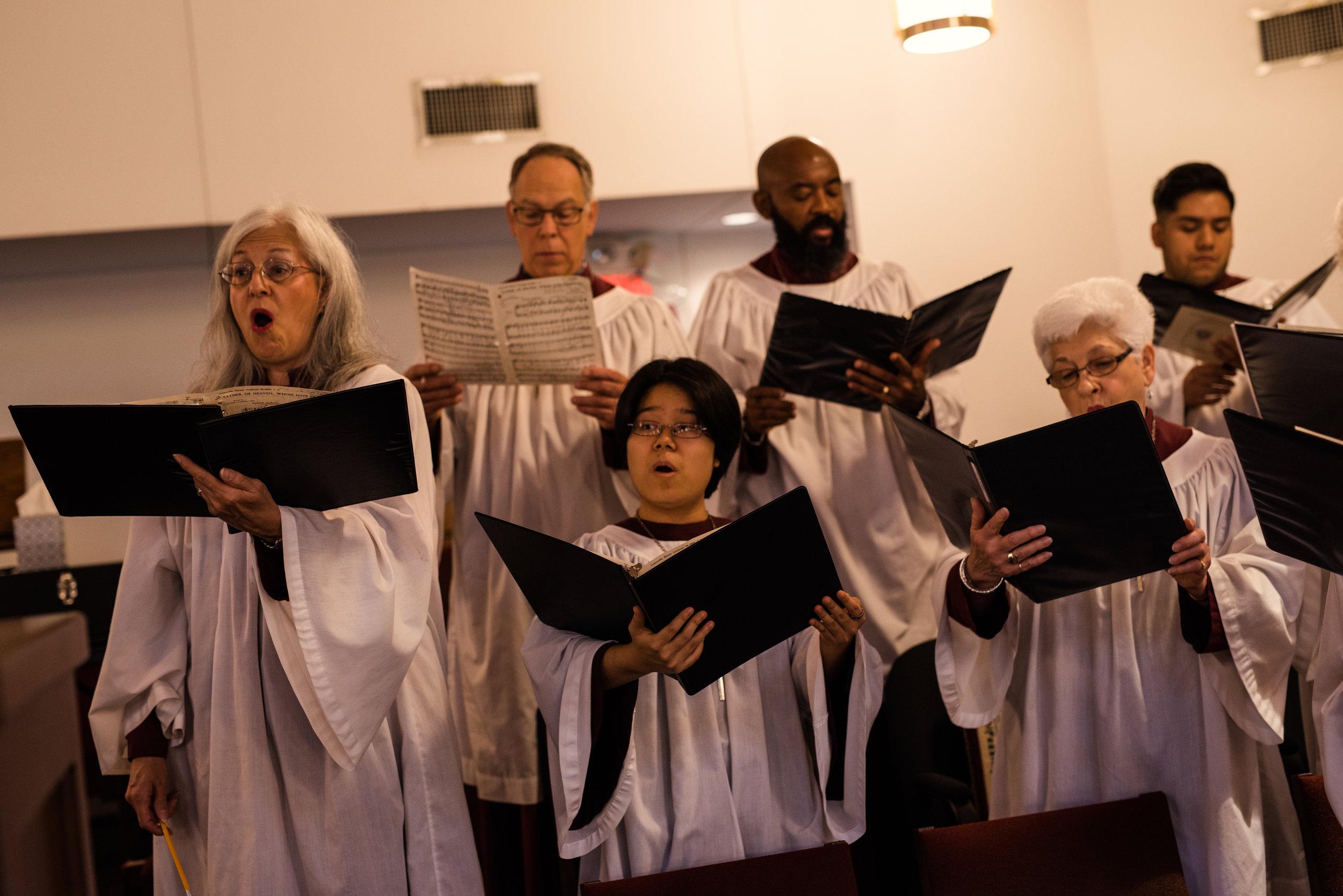 Good Shepherd Episcopal Church Kingwood Choir