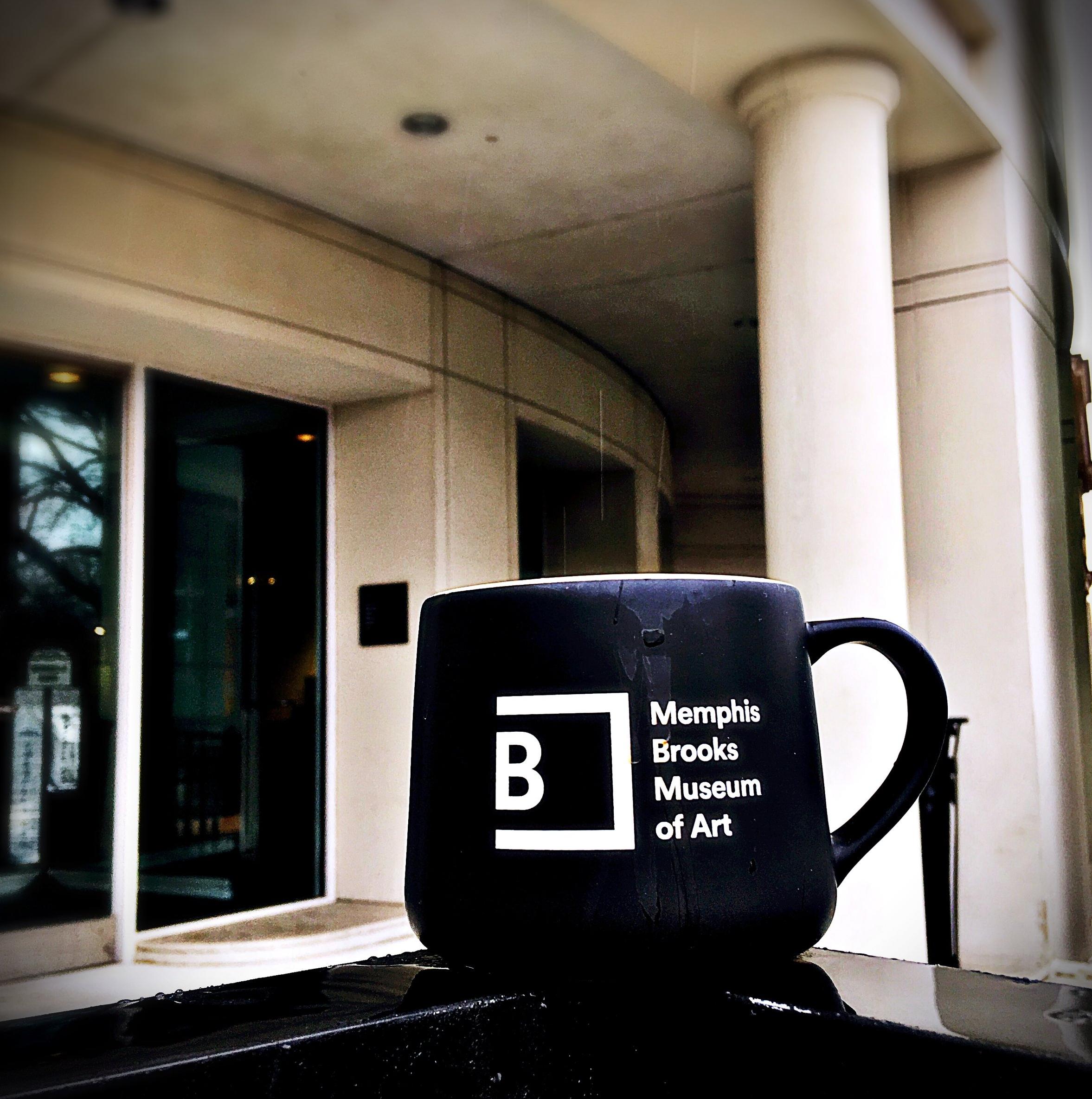 The Brooks Museum / Low Fi Coffee Pop-Up  1935 Poplar, Midtown Memphis, TN / Jan-Feb 2018