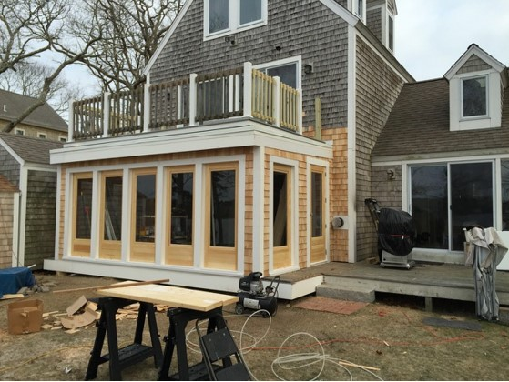 Plymouth - Sunroom Addition