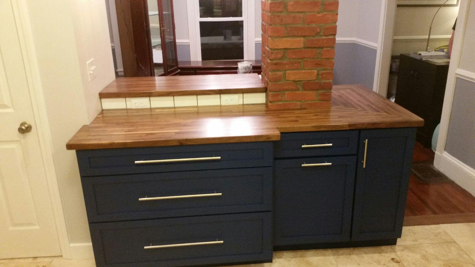 Milton - Custom Cabinetry
