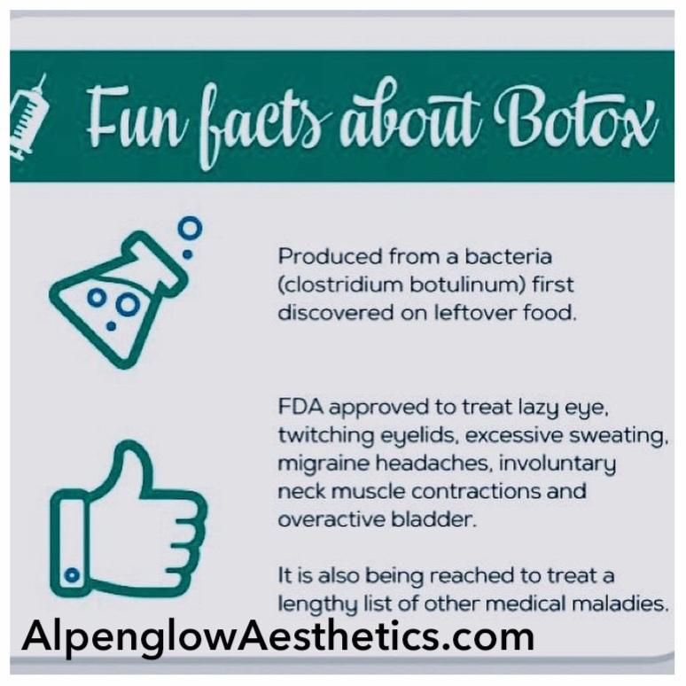 Whitefish Botox Facts Alpenglow Aesthetics