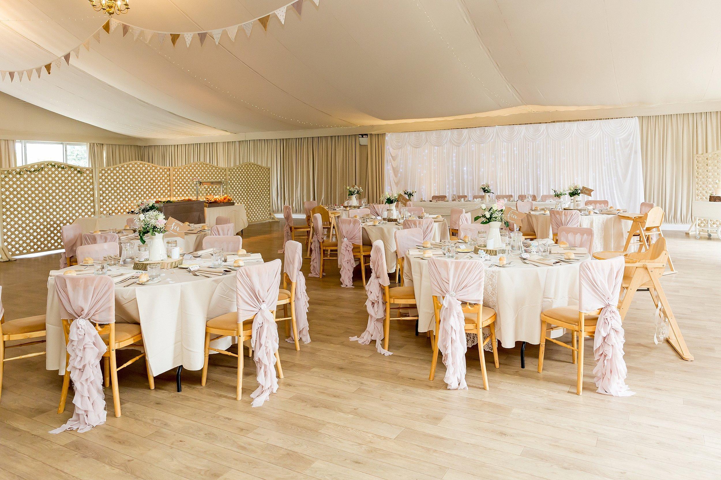 reception at woodlands castle.jpg