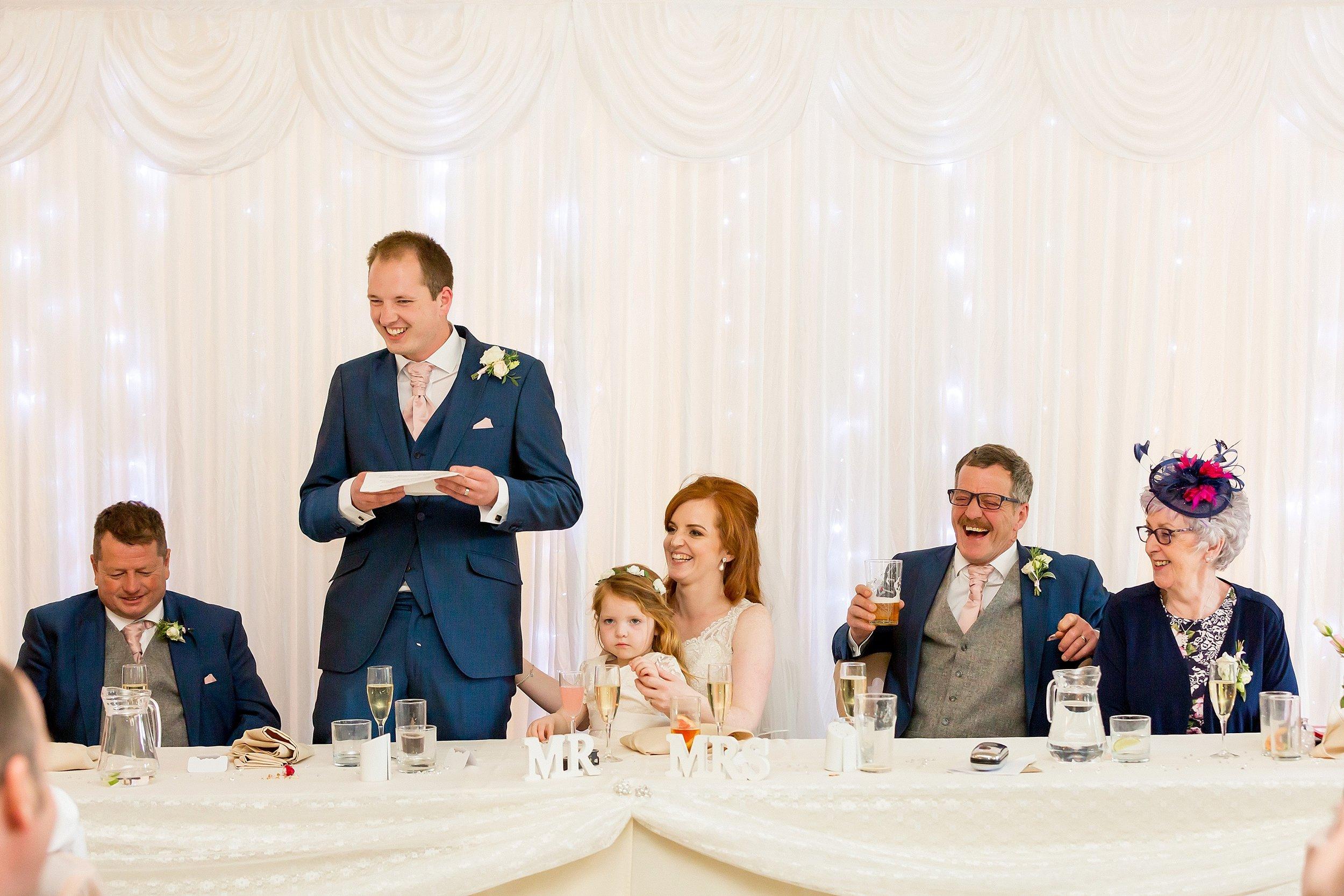 wedding reception at woodlands castle.jpg