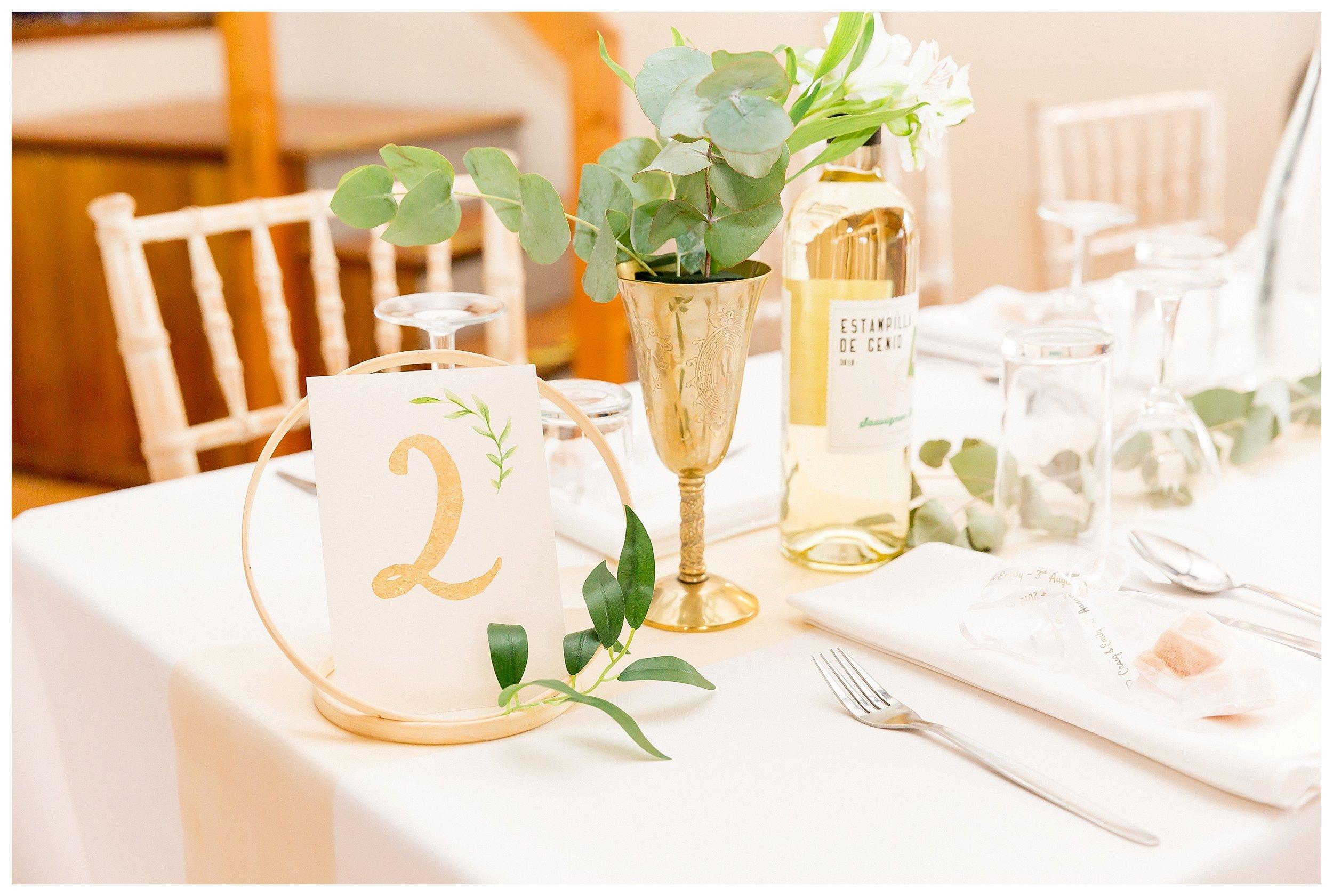 eucalyptus and copper wedding.jpg