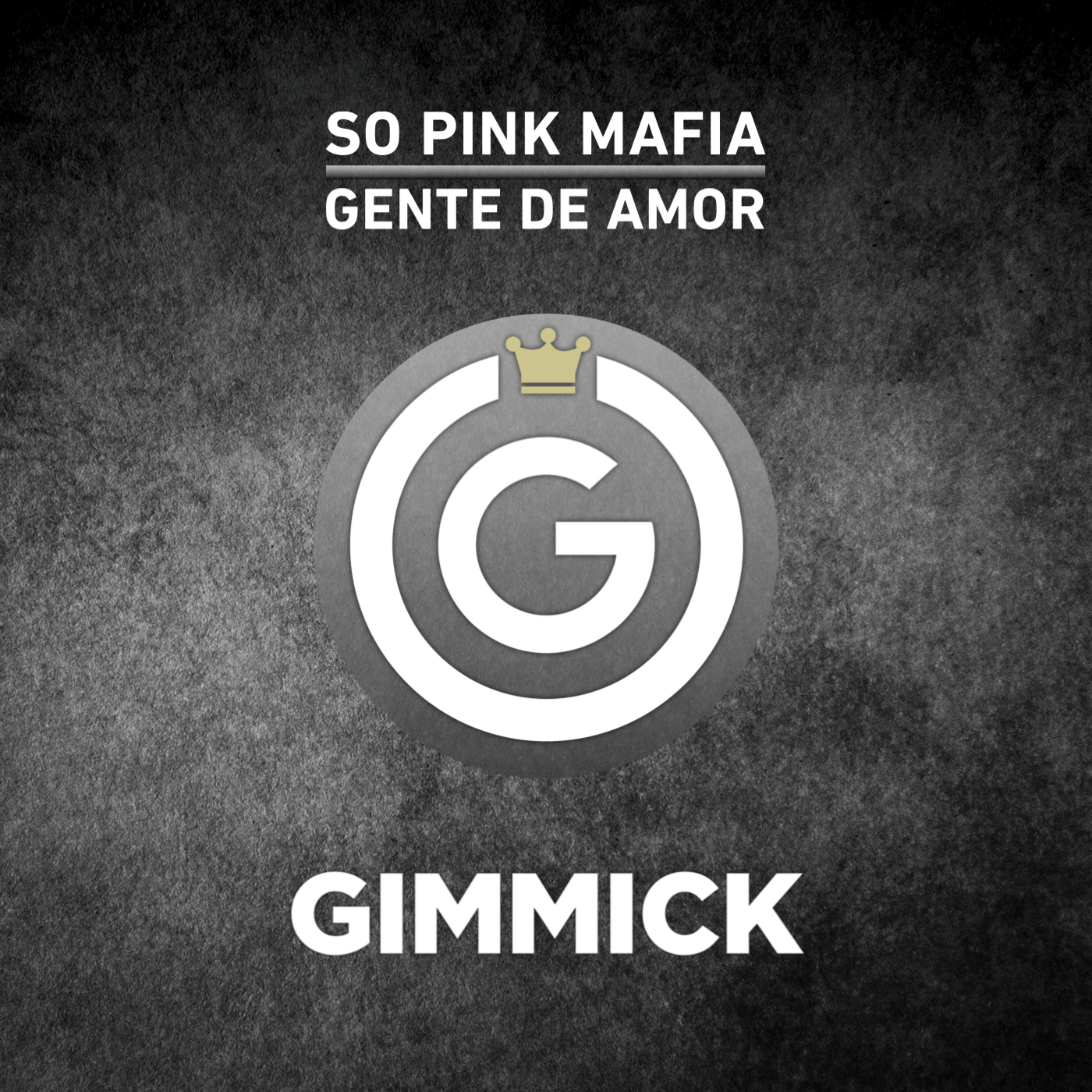 Gente de amor - This is my second single, and it ranks straight number 1 in the charts!