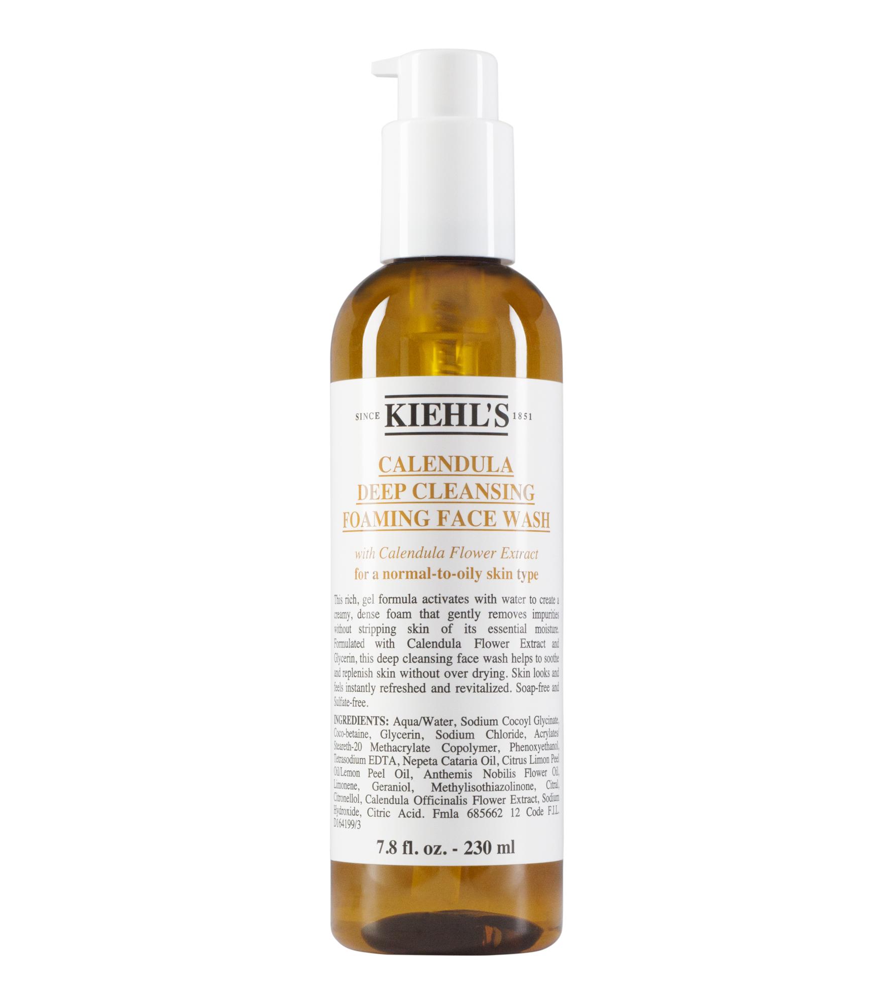 Calendula Deep Cleansing Wash ($28)