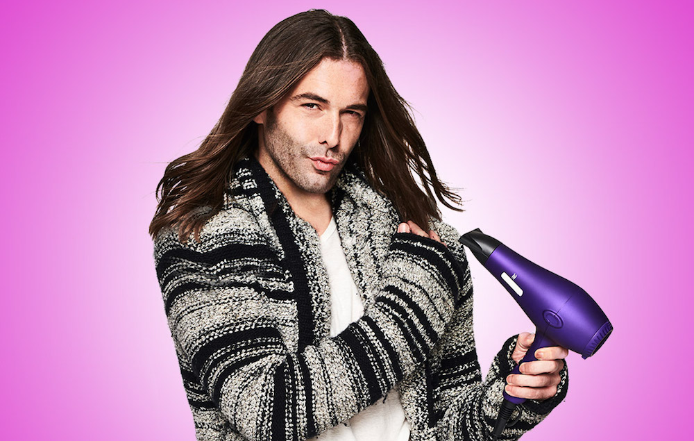 The Best Hair Tips I Ve Learned From Queer Eye S Jonathan Van Ness Mixed Makeup