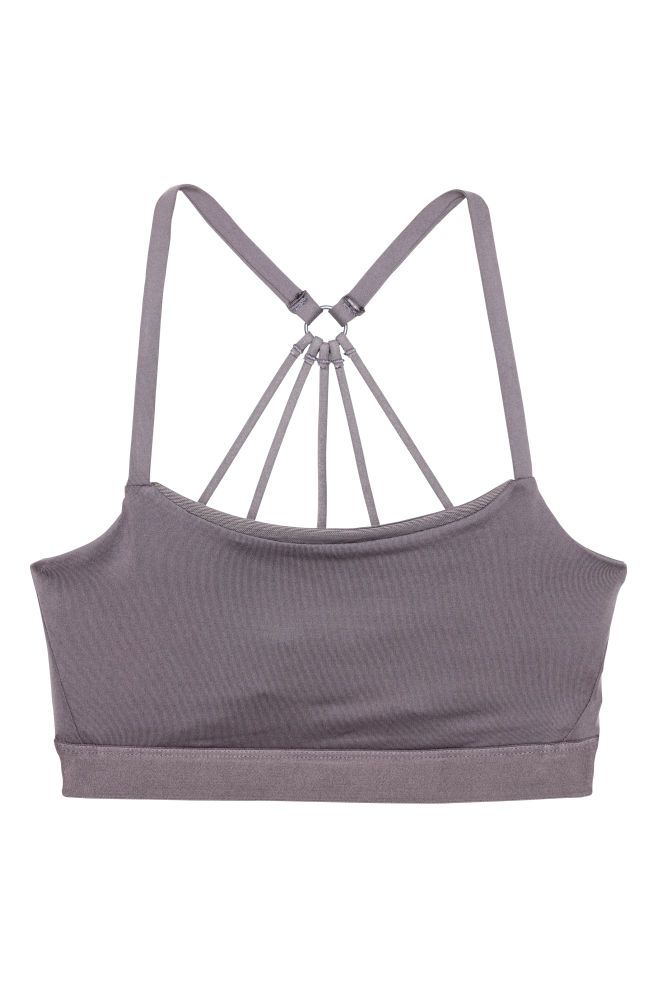 H&M Low Support Bra $20