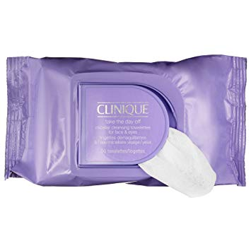 Clinique Take The Day Off Wipes $14