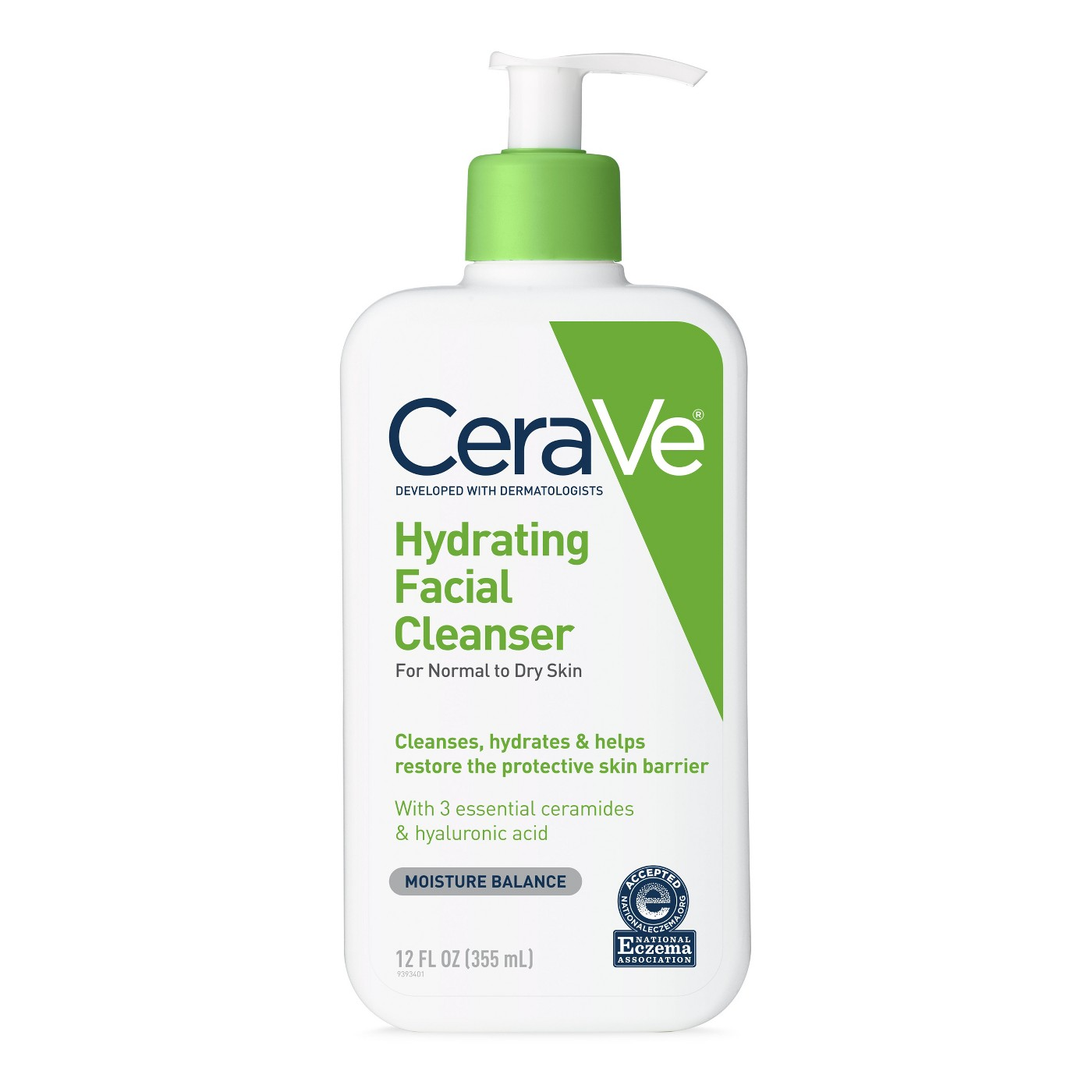 CeraVe Hydrating Facial Cleanser ($11)