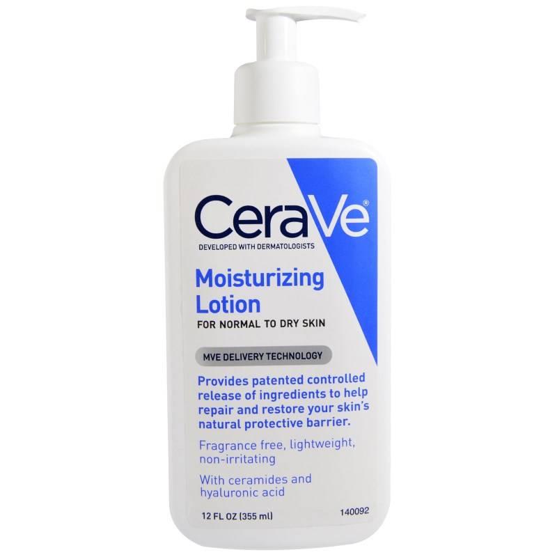 CeraVe Moisturizing Lotion ($13)