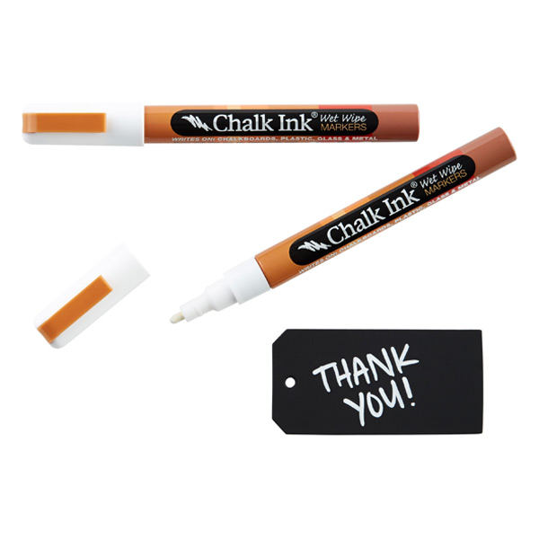White Chalk Markers $10