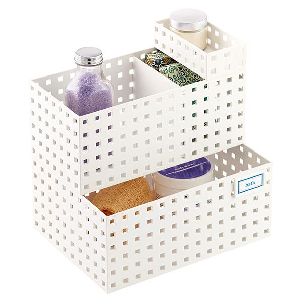 Like-It Bricks Bath Storage $33