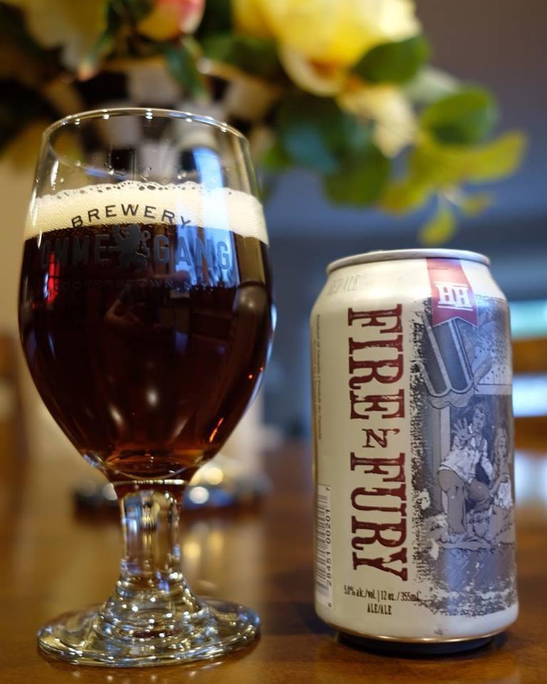 Half Hitch Brewery - Fire n' Fury