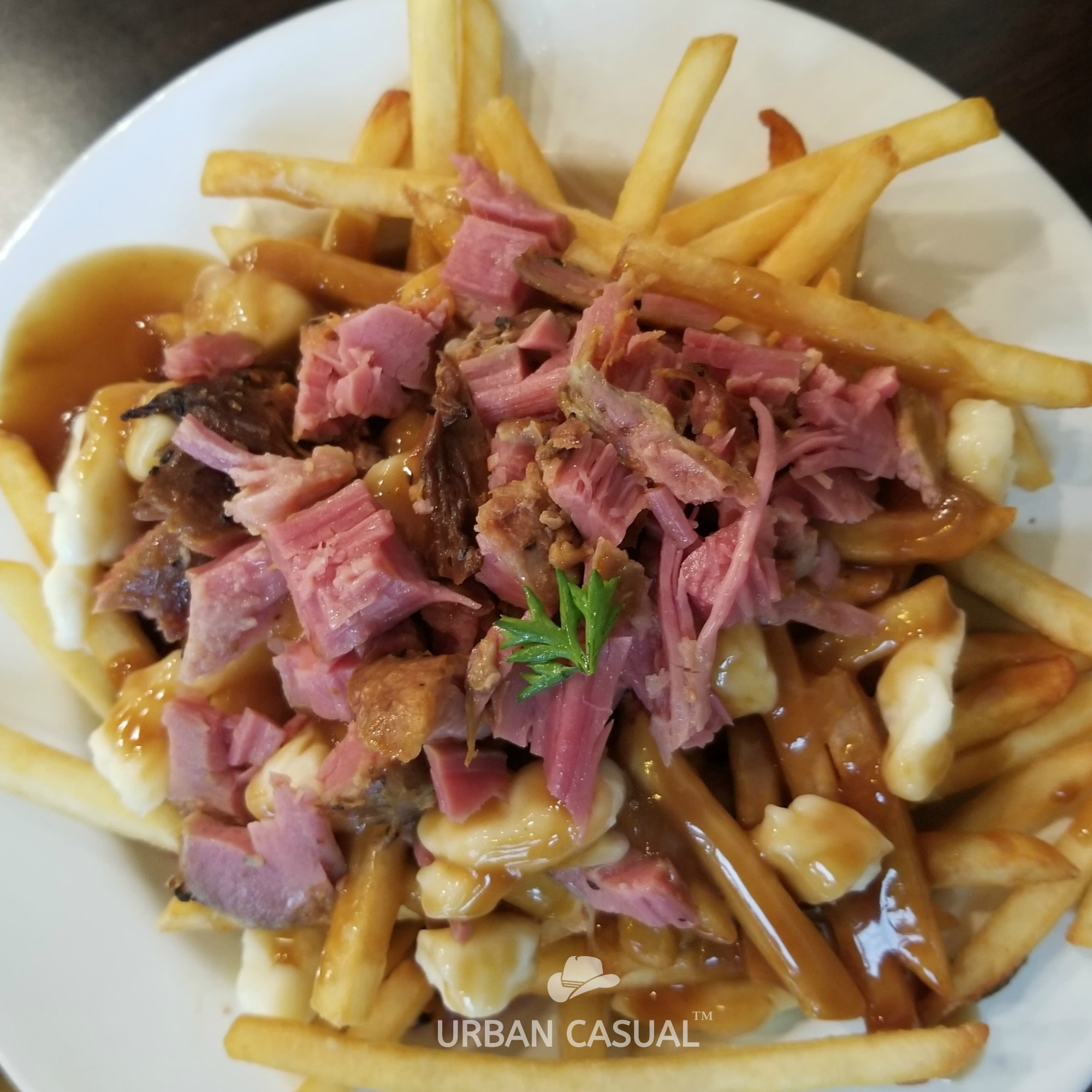 Presenting: the Rancher's Classic Poutine