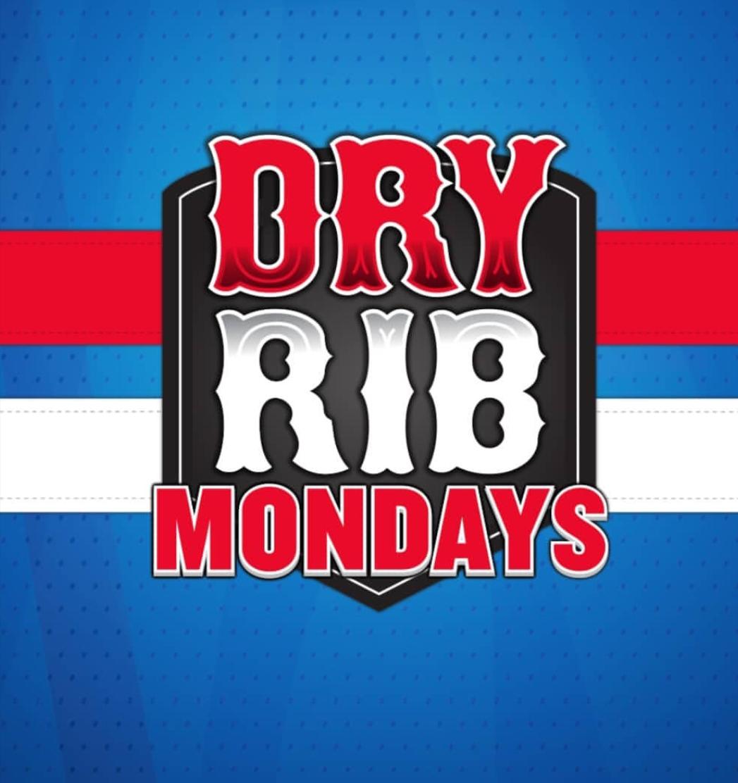 DRY RIB MONDAYS