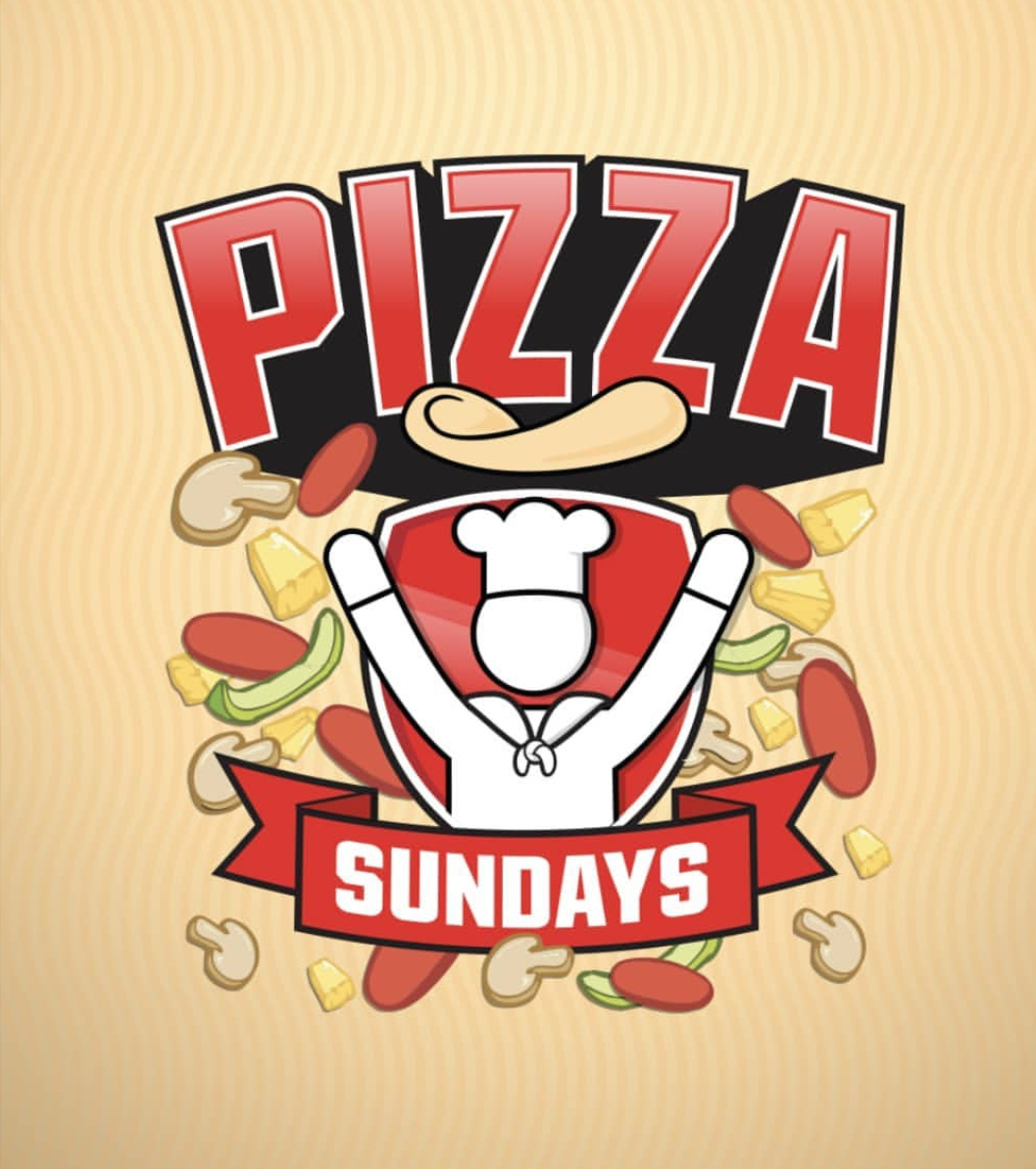 PIZZA SUNDAYS