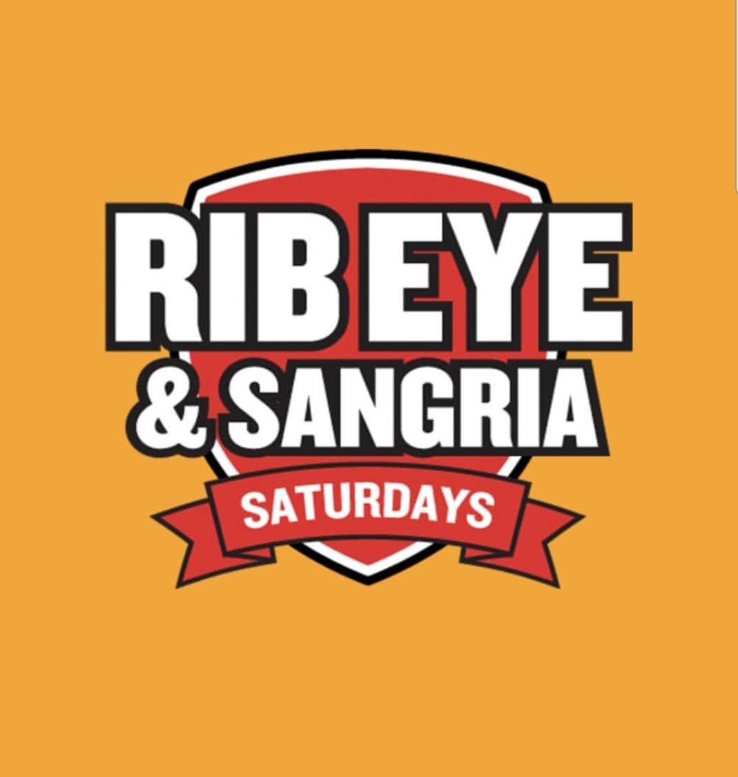 RIBEYE & SANGRIA SATURDAY