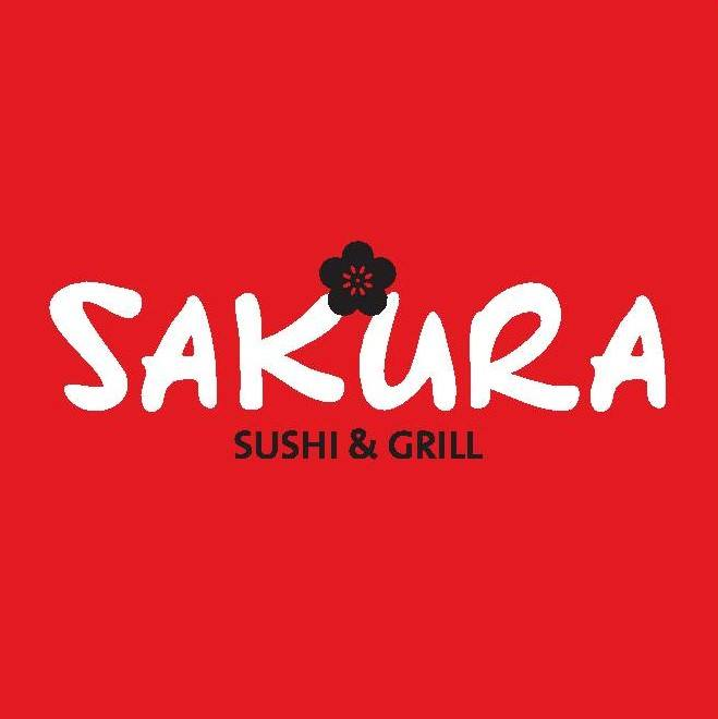 Sakura Sushi & Grill -The Sake Tempura Shrimp Caesar -