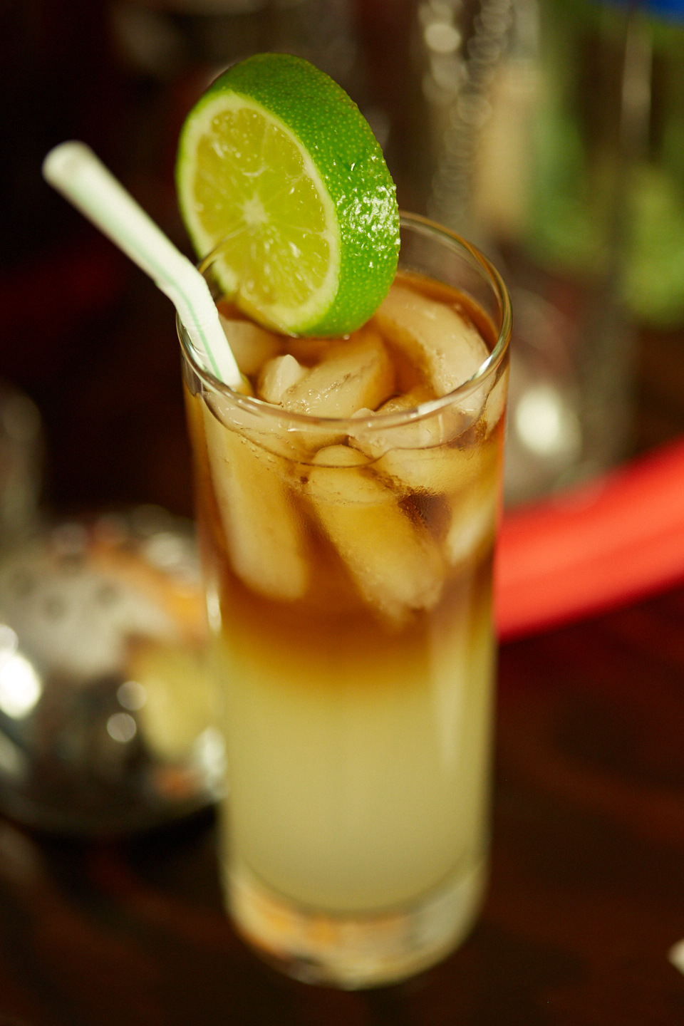 Dark 'n stormy - Hailing from Bermuda, this ginger heavy drink is just as delicious as it's name is ominous. Drink up and batten down the hatches!