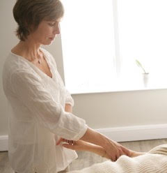 Corinna Kitchen is a practitioner in Biodynamic Massage and Psychotherapy at The Open Door clinic.
