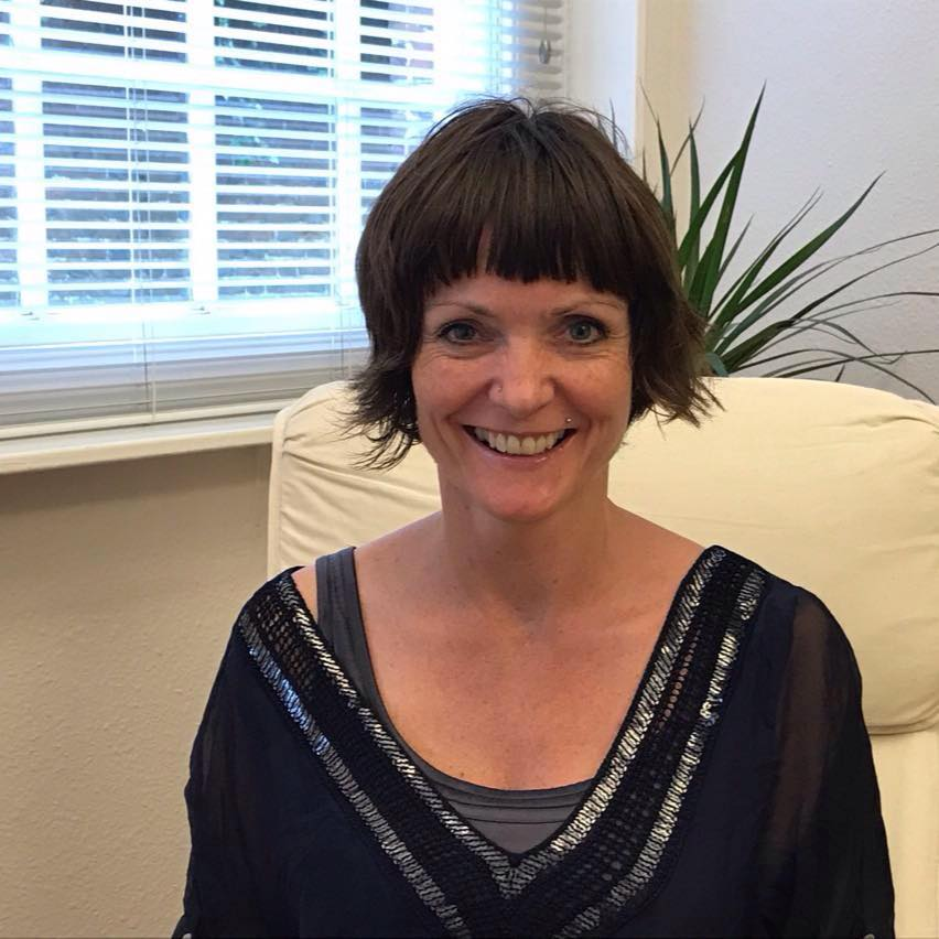 Caz Mcdonagh is a practitioner in meditation and craniosacral therapy at The Open Door clinic.