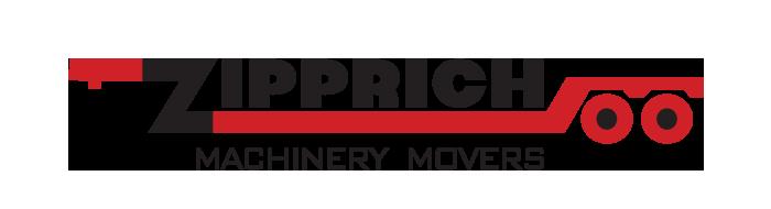 Zipprich Machinery Movers - Thomas Bernacki Racing sponsor