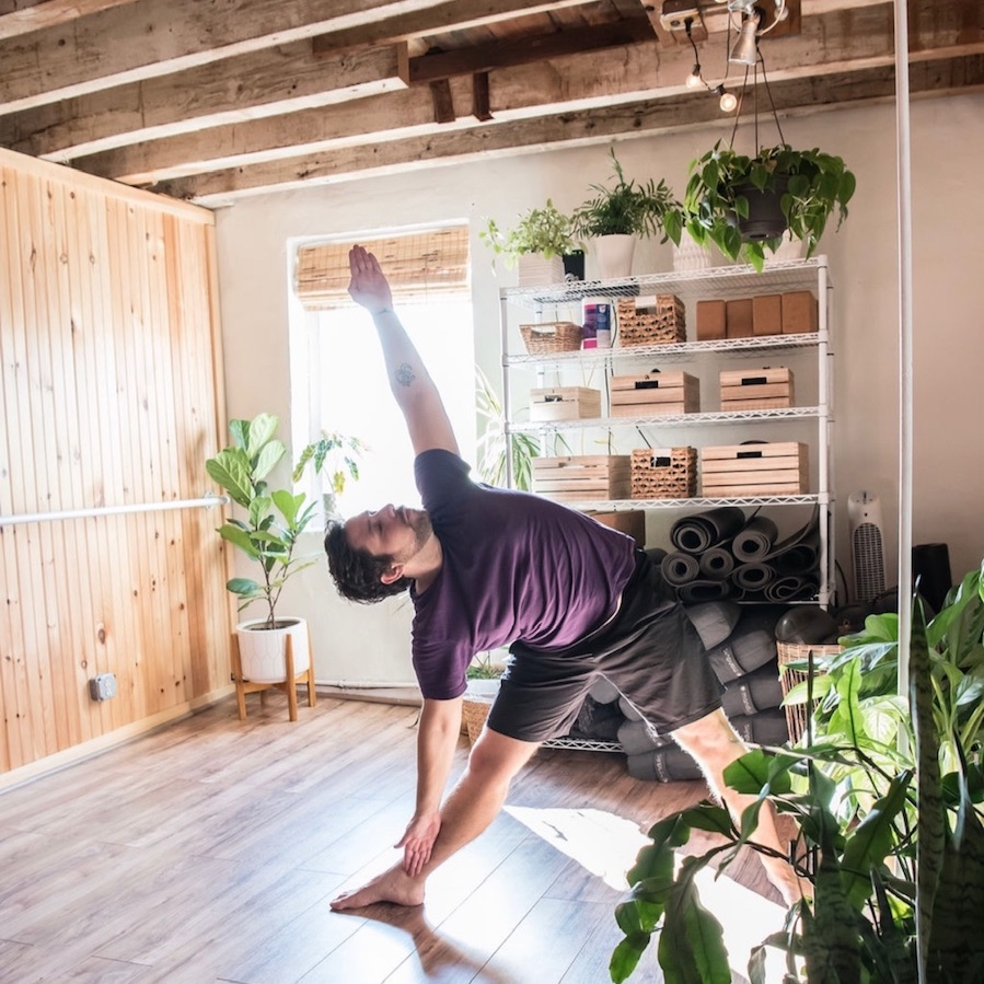 Eric Ferrone - I was fortunate enough to find yoga back in 2016 and quickly fell in love. I've completed 2 teacher trainings and have been teaching for 2 years. When I'm not teaching you can find me on beach, running or riding my skateboard. Looking forward to seeing you on your mat. I love you and there's nothing you can do about it.