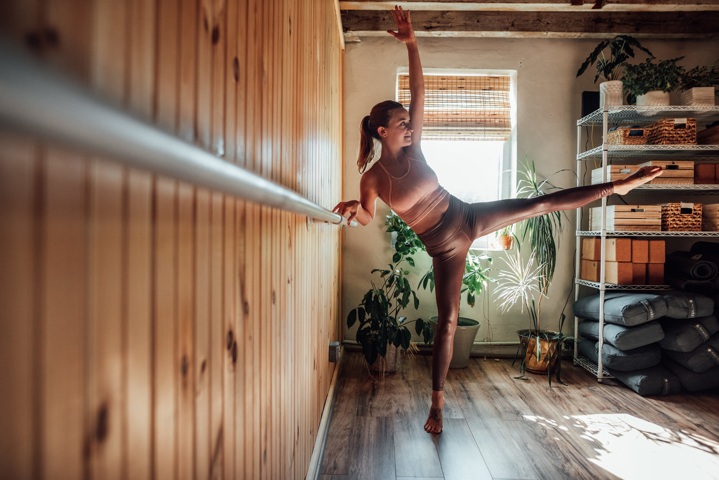 Olivia Diehl Reed - Olivia believes in the importance of tuning into the body and mind on the mat so that we may better understand ourselves off the mat and navigate through our lives mindfully. In this way, yoga becomes a tool for transformation. With breath, alignment, and body awareness, we can overcome hurdles with balance of effort and ease. Certified in The Movement Concept Barre and a RYT-200. Olivia hopes to inspire you to meet yourself, your body, and your practice right where you exist today. As on the mat, so in life.