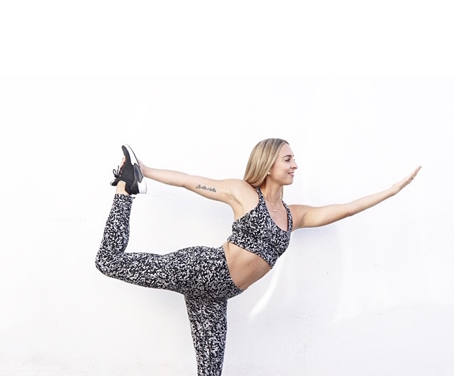 Lindsay Whitford - Native to the Princeton, NJ area - my husband & I moved to Chesterfield 3 years ago. Previously working in the hustle & bustle of the fashion industry, I made a huge career & lifestyle change through finding my purpose in movement & fitness. I feel incredible bliss getting to spend every day helping others in my community grow to be the best version of themselves.I am currently a 200-hour CYT, Practice Level 1 Reiki & Meditation. I also guide others through the movement of Barre, Les Mills programs, Cycle & Interval Training.