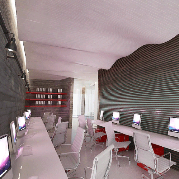 Corporate Offices - Riyadh, KSA - 2013