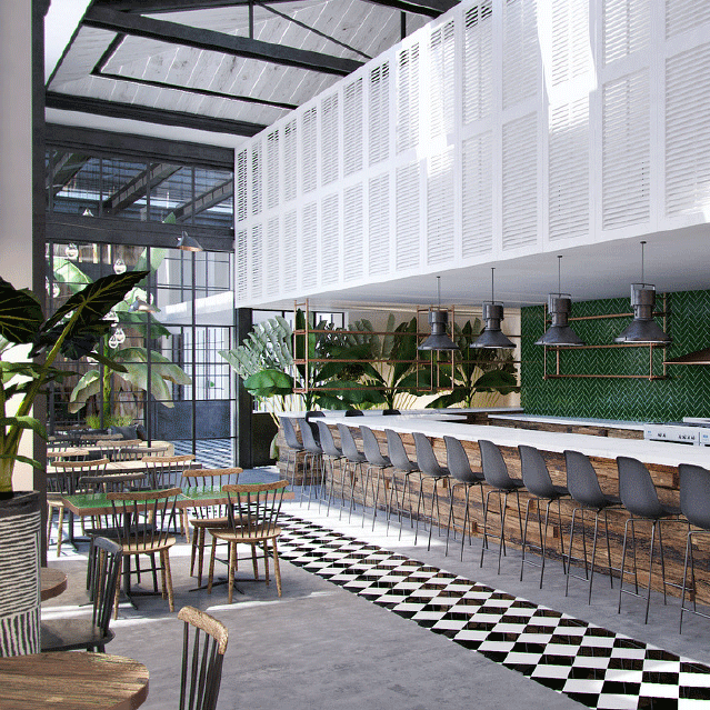Peruvian Restaurant - Achrafieh, Beirut, Lebanon - 2017