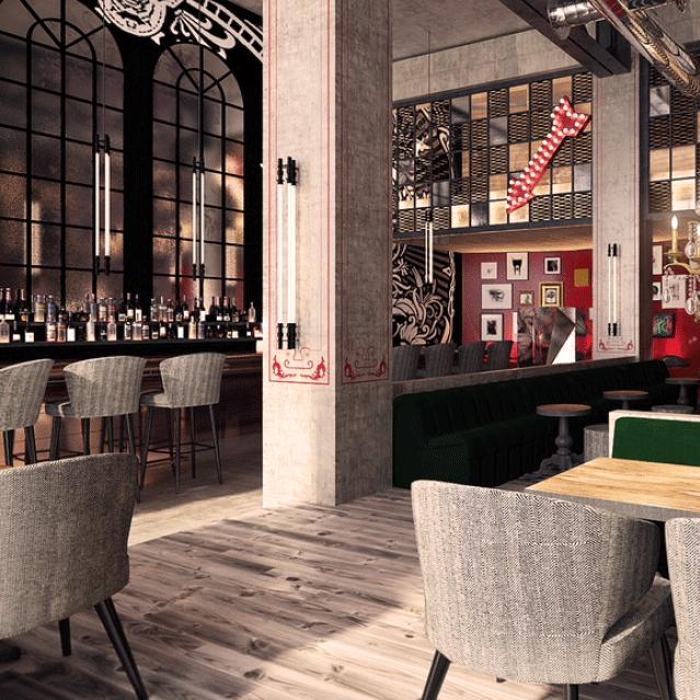 Lounge/Bar - Beirut, Lebanon - 2016