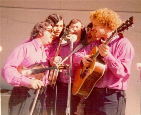 Bluegrass Alliance, 1973