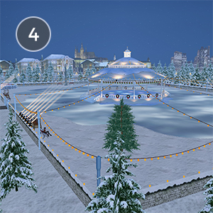 Z'S SKATING IN THE PARK - On IMVU, it can be any season, any time! Why not take a break and visit this fun and festive Ice Skating Rink? Show off your skills and your best skating outfit in this interactive and fun room.Created by MzZarenityWolfeheart