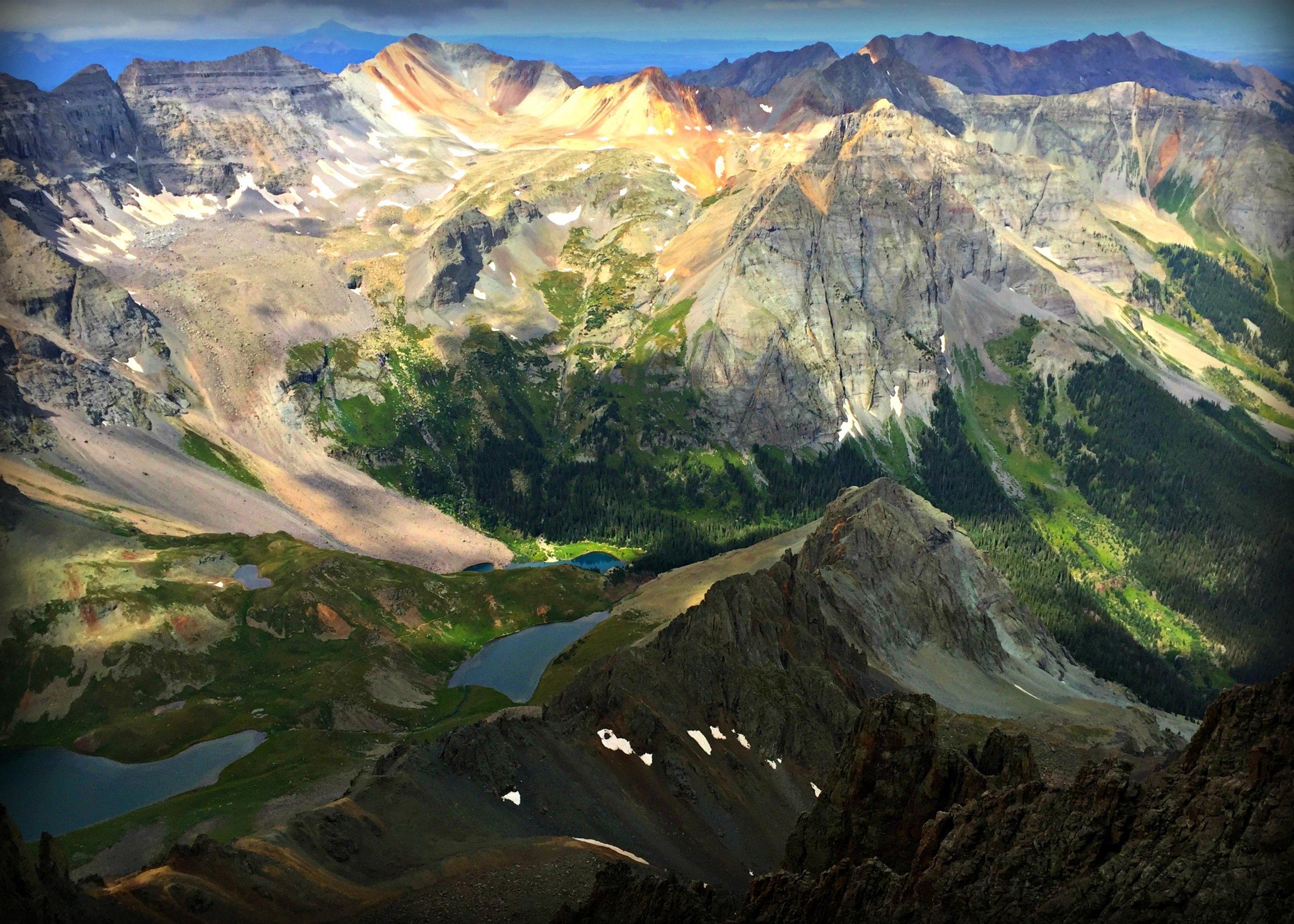 Mt. Sneffels Wilderness, Colorado