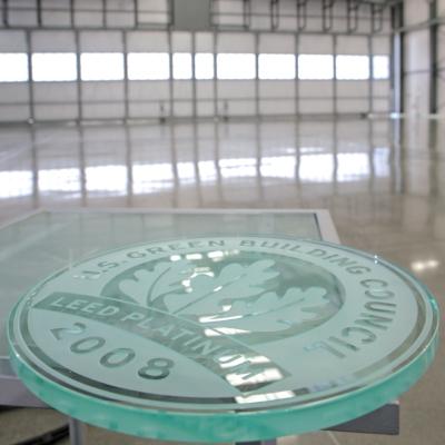 Hangar 25 Burbank CA LEED Platinum World's Greenest Aviation Facility (17).JPG