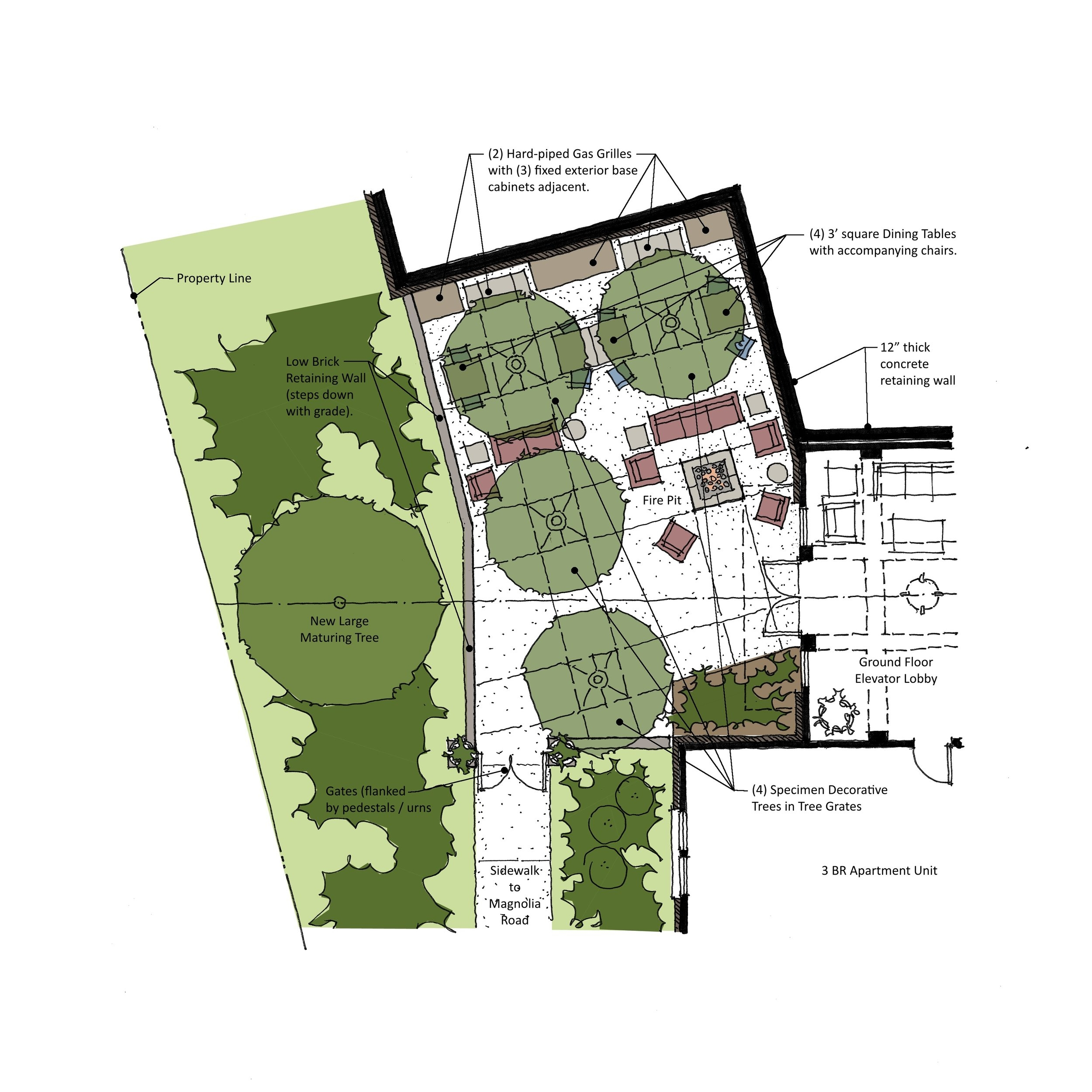 151019 Pinehurst - Ground Floor Plan @ Common Exterior Terrace.jpg