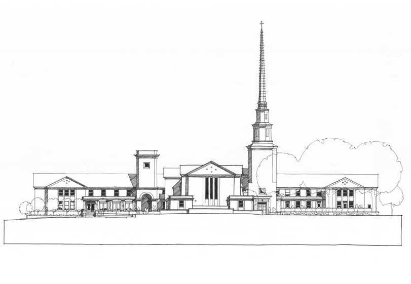 FUMC-S. Main St.Elevation.jpg